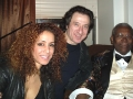 BB King, Yvonne Maria Schaefer, Federico Castelluccio New York City