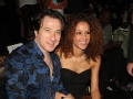 Custo_1esigner Custo Barcelona,  Yvonne Maria Schaefer, Federico Castelluccio, Mercedes Benz Fashion Week ,New York, Front Row