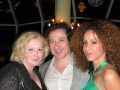 Cathy Moriarty, Yvonne Maria Schaefer, Federico's Birthday Party at the Pink Elephant New York