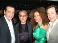 Federico's Birthday Party at the Pink Elephant New York, Chazz Palminteri ,Yvonne Maria Schaefer, James