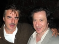 Federico Castelluccio and Chris Noth