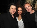 Peter Greene and Yvonne Maria Schaefer at Federico Castelluccio's Birthday Celebration,