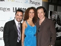 a Soga, Manny Perez, La Soga Premiere, actors Manny Perez, Yvonne Maria Schaefer and Frederico Castelluccio ,attend the premiere of 'La Soga' at the Regal Union Square in New York City