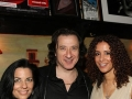 New York, Actors, Yvonne Maria Schaefer,Federico Castelluccio, Paul Pope's National Enquirer book launch