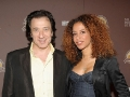 Actress Yvonne Maria Schaefer , Actor Federico Castelluccio attend the New York City Premiere of Milton Hershey