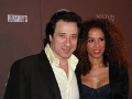 Actor Federico Castelluccio Actress Yvonne Maria Schaefer attend the New York City Premiere of Milton Hershey