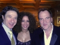 THE NEW YORK FRIARS CLUB ROAST OF QUENTIN TARANTINO held at Friars Club, New York Hilton Quentin Tarantino_Yvonne Maria Schaefer
