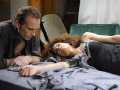 Forget Me Not,  set photos , Peter Greene, Yvonne Maria Schaefer New York