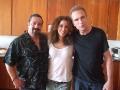 Keep Your Enemies Closer,   set photos,Yvonne Maria Schaefer, Dave Barrat, Peter Greene ,Brooklyn
