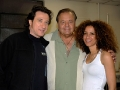 Lily of the Feast, Lily of the Feast, set photos, Paul Sorvino, Yvonne Maria Schaefer, Federico Castelluccio